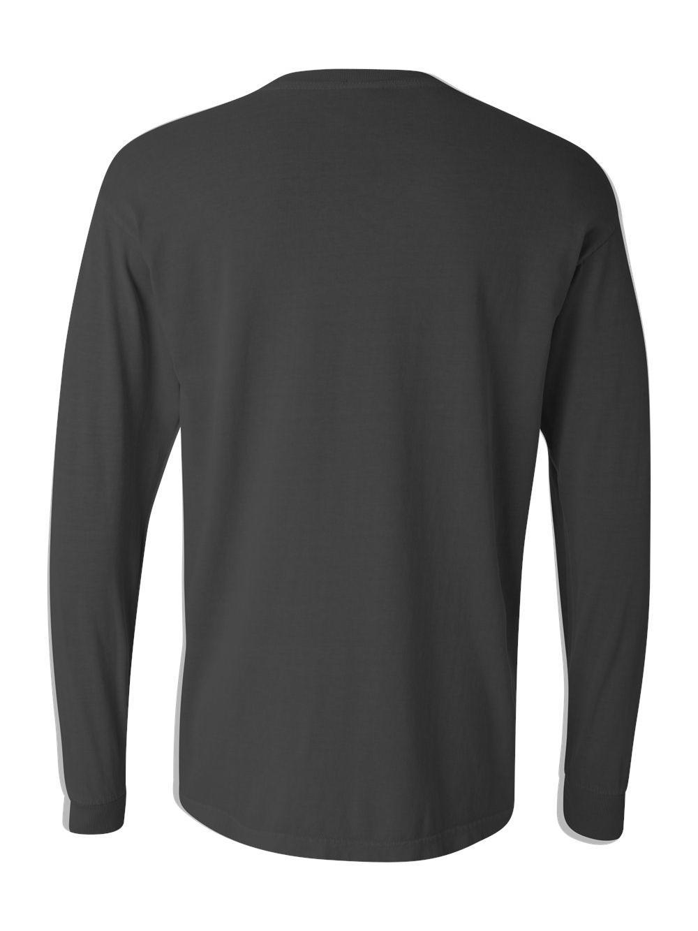 Comfort-Colors-Garment-Dyed-Heavyweight-Ringspun-Long-Sleeve-T-Shirt-6014 thumbnail 58