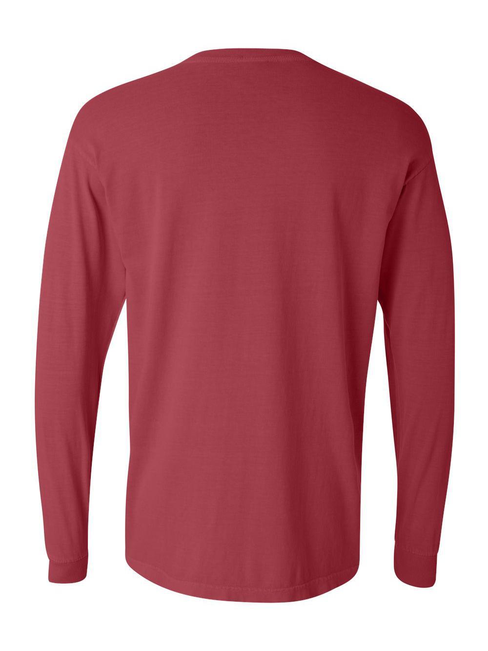 Comfort-Colors-Garment-Dyed-Heavyweight-Ringspun-Long-Sleeve-T-Shirt-6014 thumbnail 31
