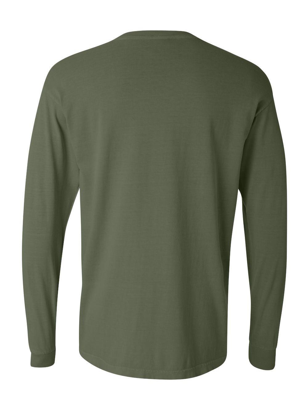 Comfort-Colors-Garment-Dyed-Heavyweight-Ringspun-Long-Sleeve-T-Shirt-6014 thumbnail 40