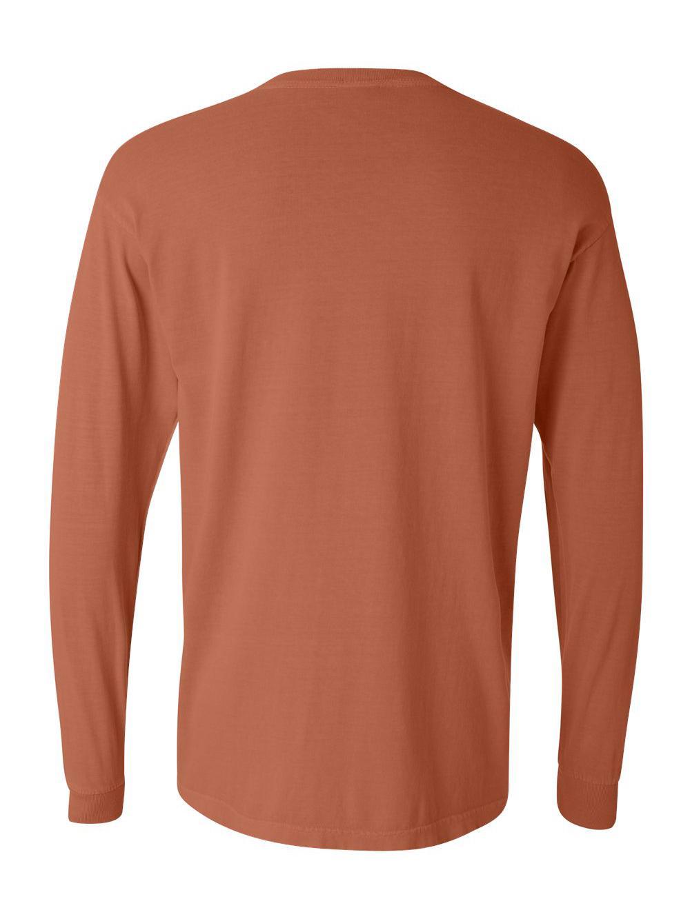Comfort-Colors-Garment-Dyed-Heavyweight-Ringspun-Long-Sleeve-T-Shirt-6014 thumbnail 76