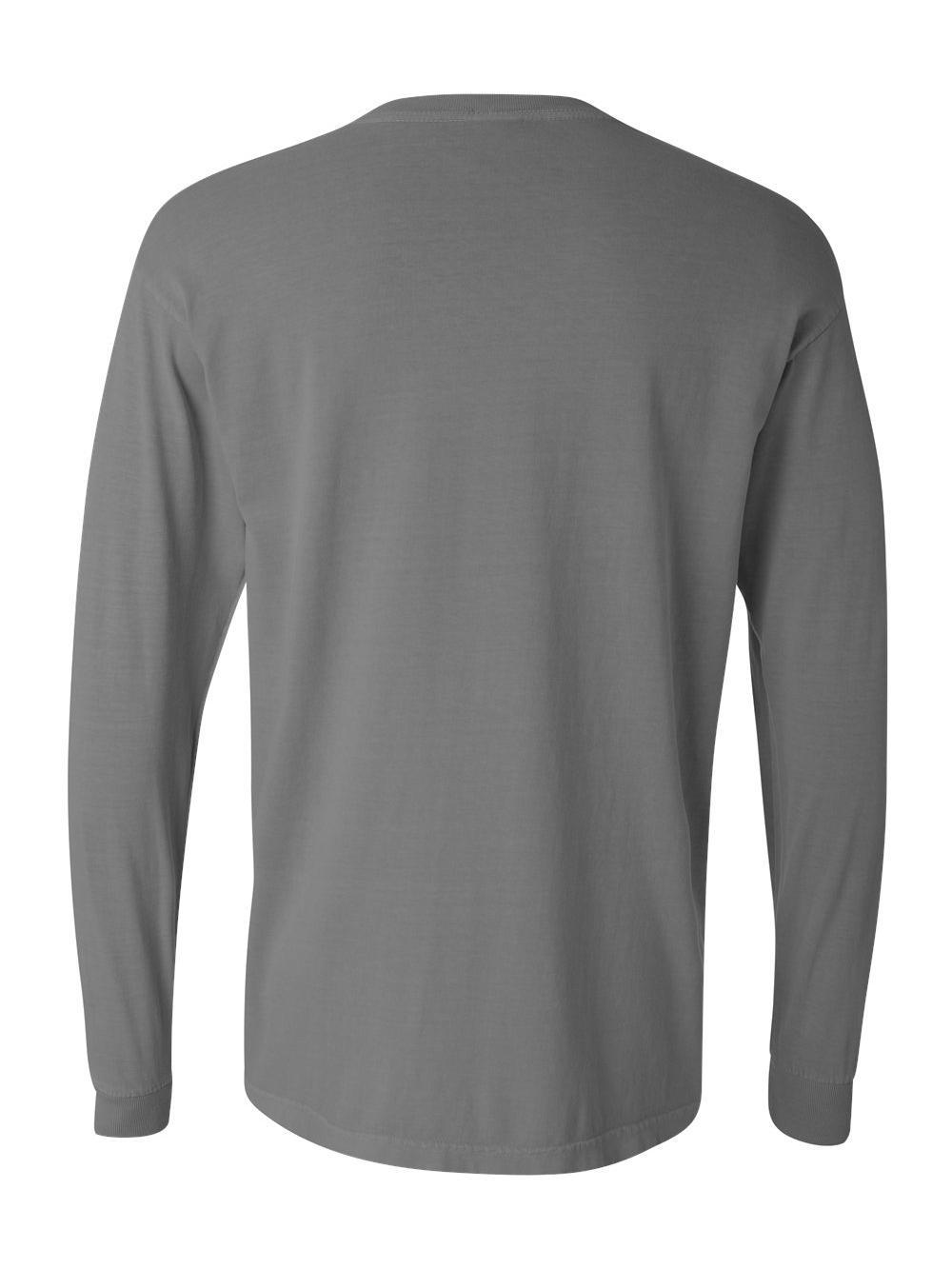 Comfort-Colors-Garment-Dyed-Heavyweight-Ringspun-Long-Sleeve-T-Shirt-6014 thumbnail 37