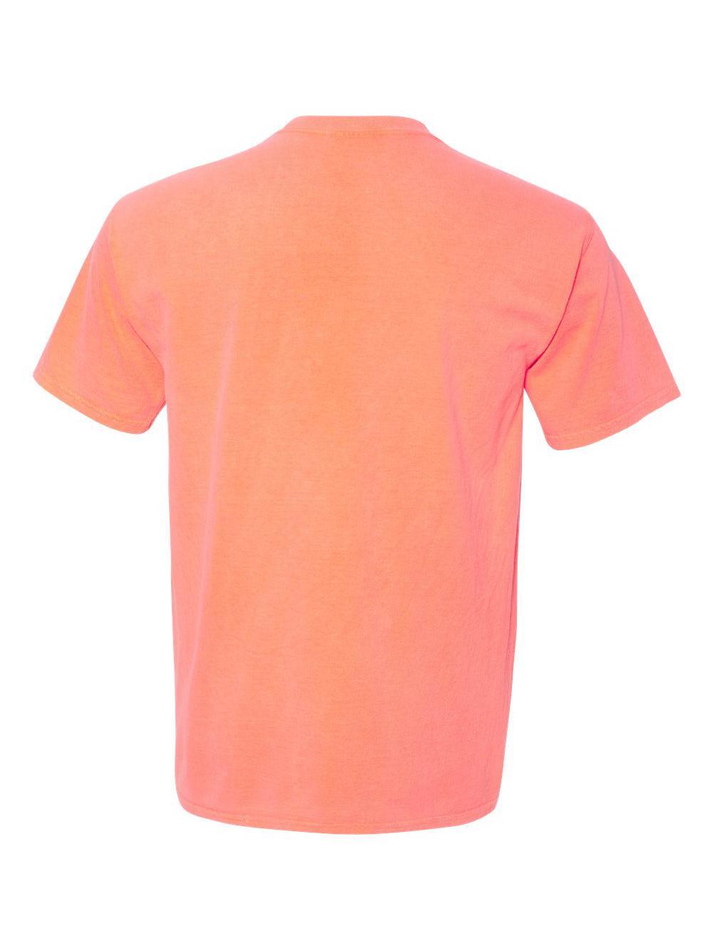 Comfort-Colors-Garment-Dyed-Heavyweight-Ringspun-Short-Sleeve-Shirt-1717 thumbnail 100