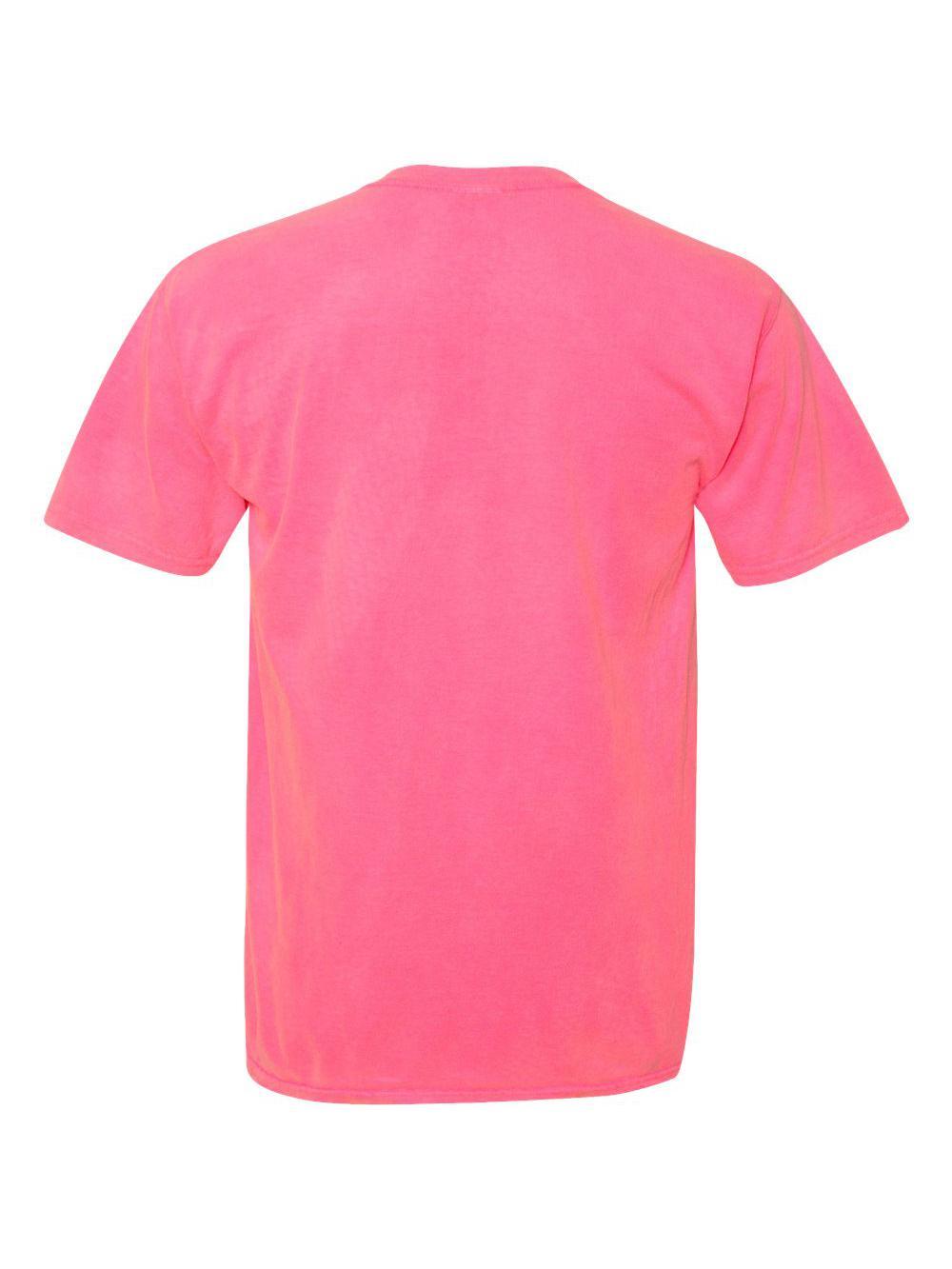 Comfort-Colors-Garment-Dyed-Heavyweight-Ringspun-Short-Sleeve-Shirt-1717 thumbnail 97