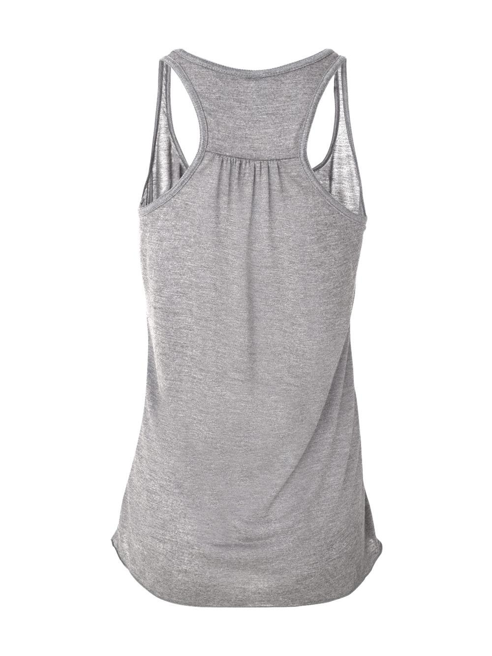 Bella-Canvas-Women-039-s-Flowy-Racerback-Tank-8800 thumbnail 4