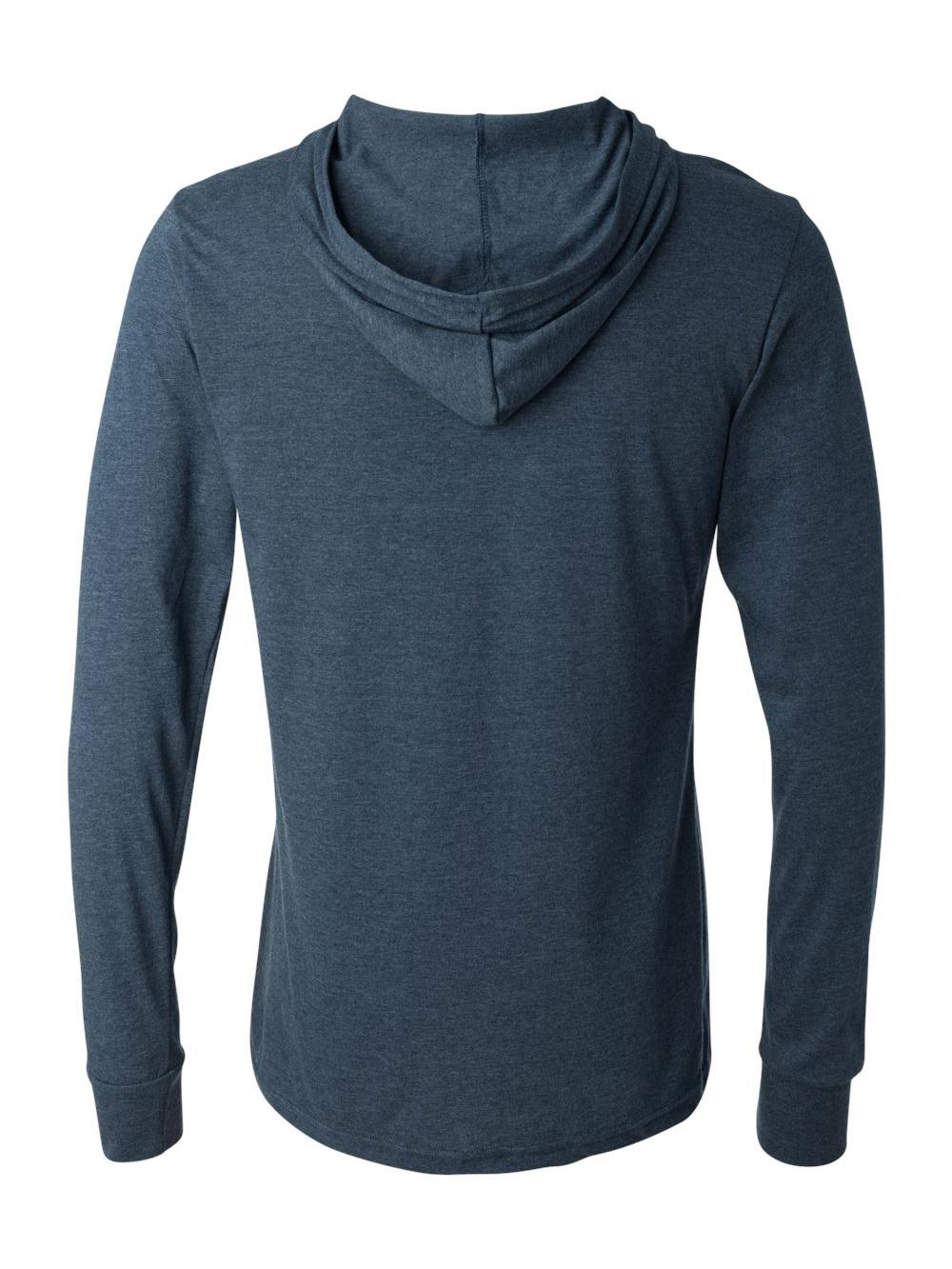 Bella-Canvas-Unisex-Long-Sleeve-Jersey-Hooded-Tee-3512 thumbnail 22