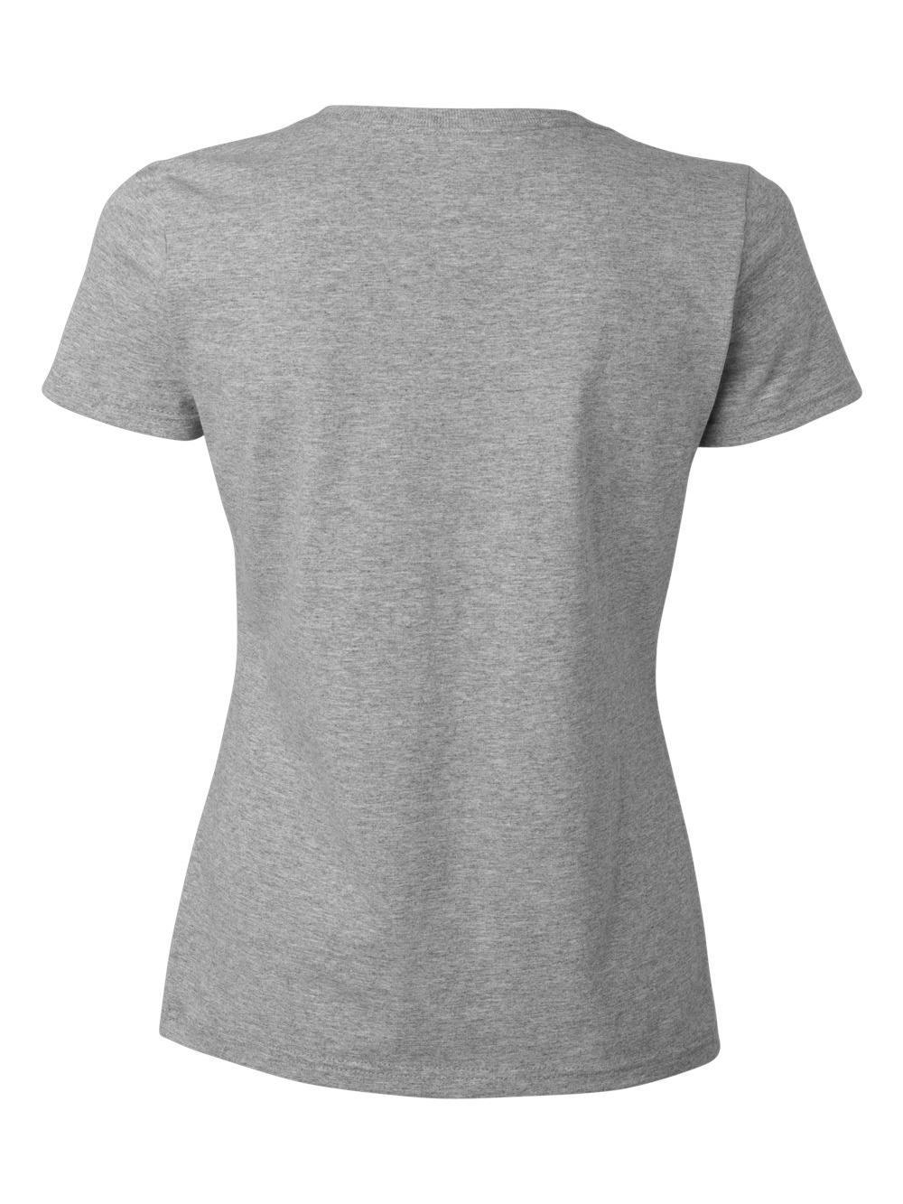 Fruit-of-the-Loom-HD-Cotton-Women-039-s-Short-Sleeve-T-Shirt-L3930R thumbnail 4
