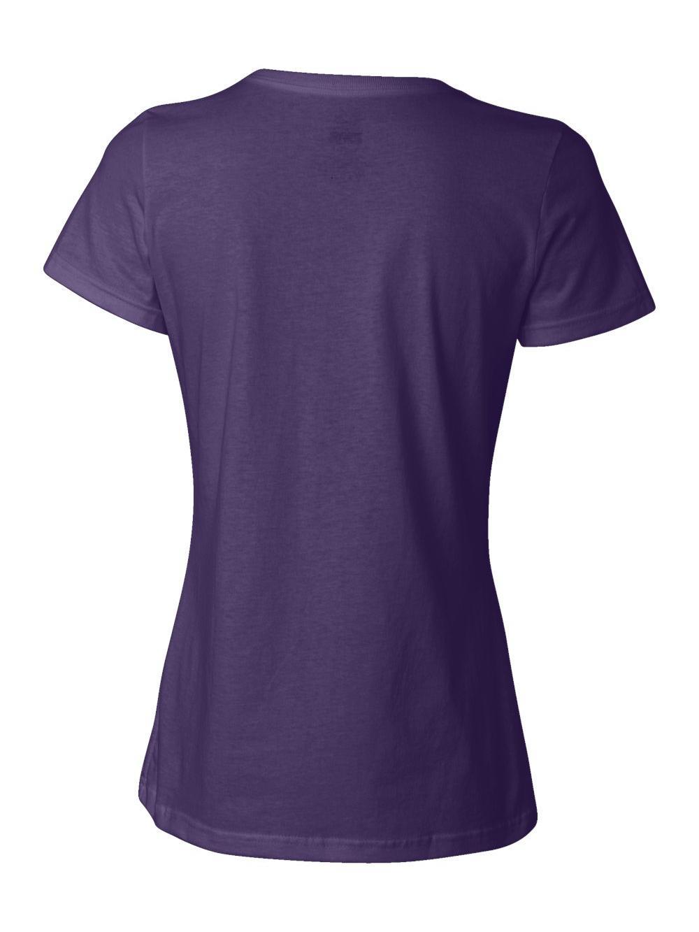 Fruit-of-the-Loom-HD-Cotton-Women-039-s-Short-Sleeve-T-Shirt-L3930R thumbnail 22