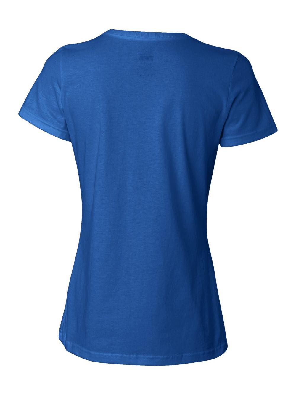 Fruit-of-the-Loom-HD-Cotton-Women-039-s-Short-Sleeve-T-Shirt-L3930R thumbnail 34