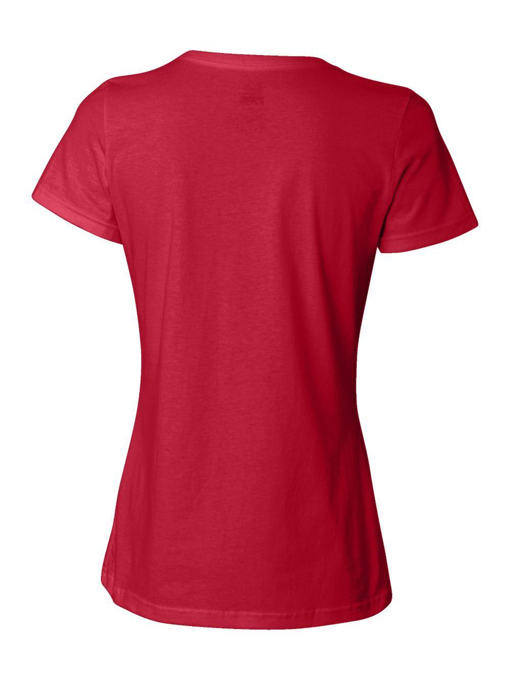 Fruit-of-the-Loom-HD-Cotton-Women-039-s-Short-Sleeve-T-Shirt-L3930R thumbnail 37