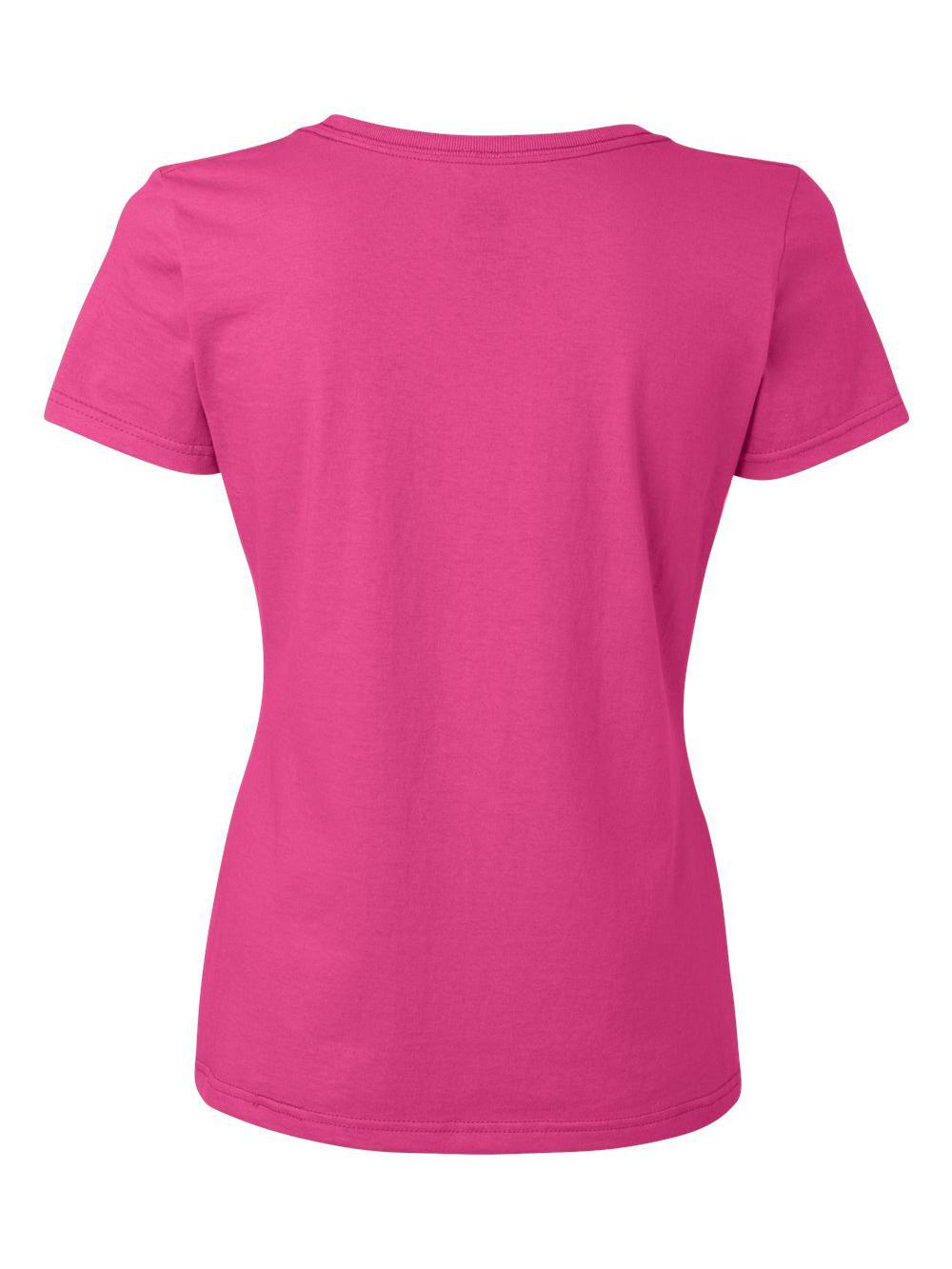 Fruit-of-the-Loom-HD-Cotton-Women-039-s-Short-Sleeve-T-Shirt-L3930R thumbnail 13