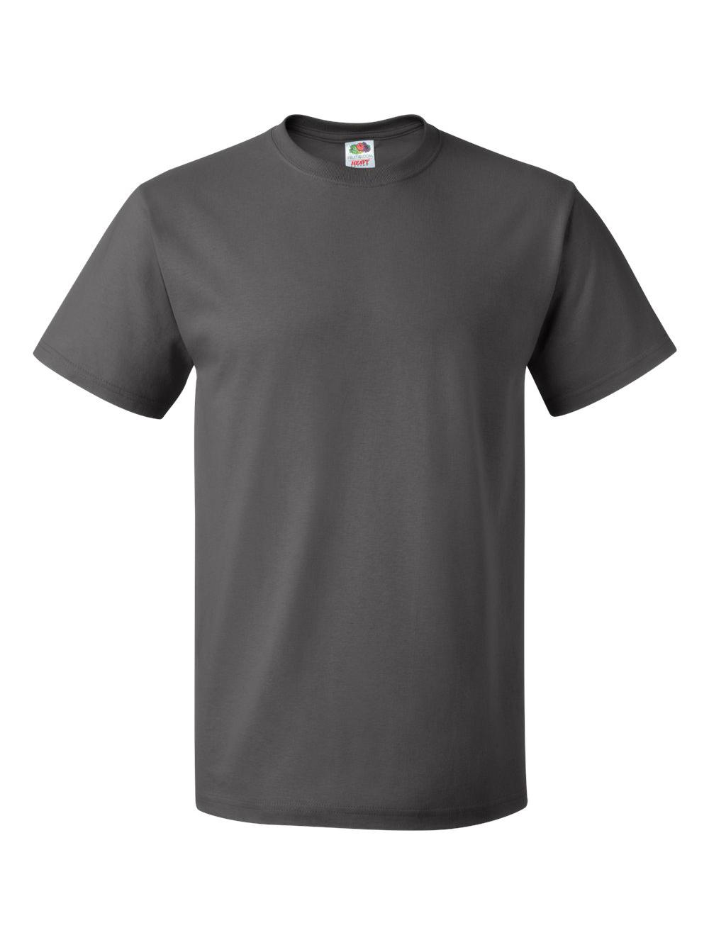 Fruit-of-the-Loom-HD-Cotton-Short-Sleeve-T-Shirt-3930R thumbnail 24