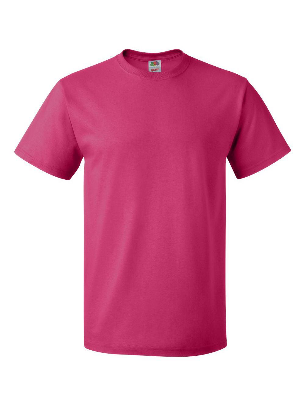 Fruit-of-the-Loom-HD-Cotton-Short-Sleeve-T-Shirt-3930R thumbnail 42