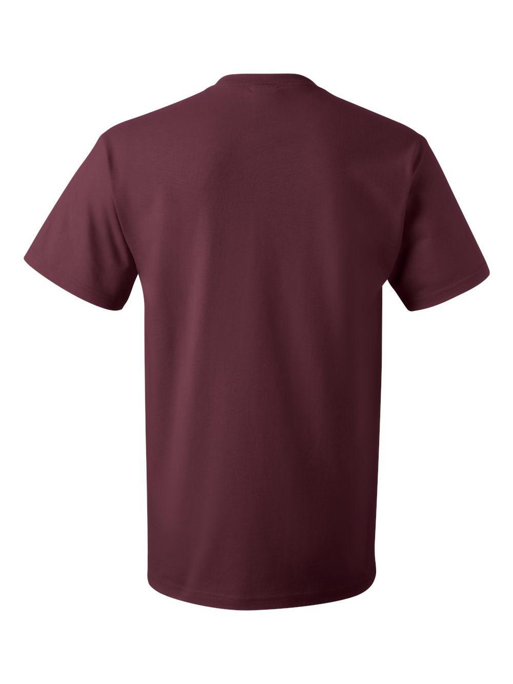 Fruit-of-the-Loom-HD-Cotton-Short-Sleeve-T-Shirt-3930R thumbnail 76