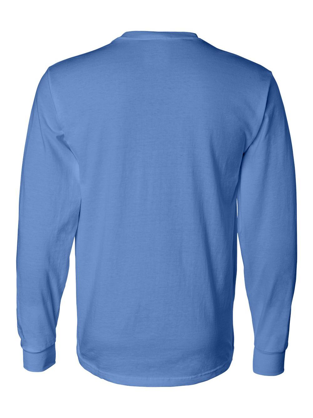 Fruit-of-the-Loom-HD-Cotton-Long-Sleeve-T-Shirt-4930R thumbnail 28