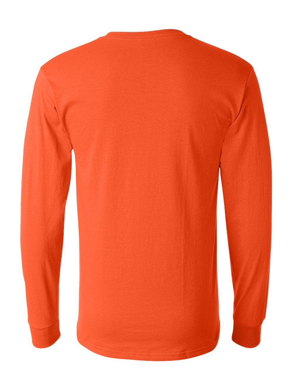 Jerzees-Dri-Power-Long-Sleeve-50-50-T-Shirt-29LSR thumbnail 16