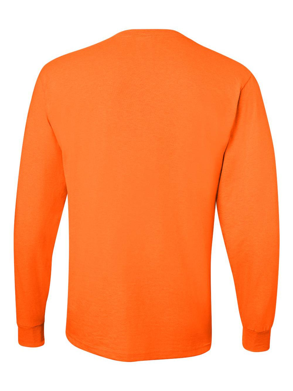 Jerzees-Dri-Power-Long-Sleeve-50-50-T-Shirt-29LSR thumbnail 76