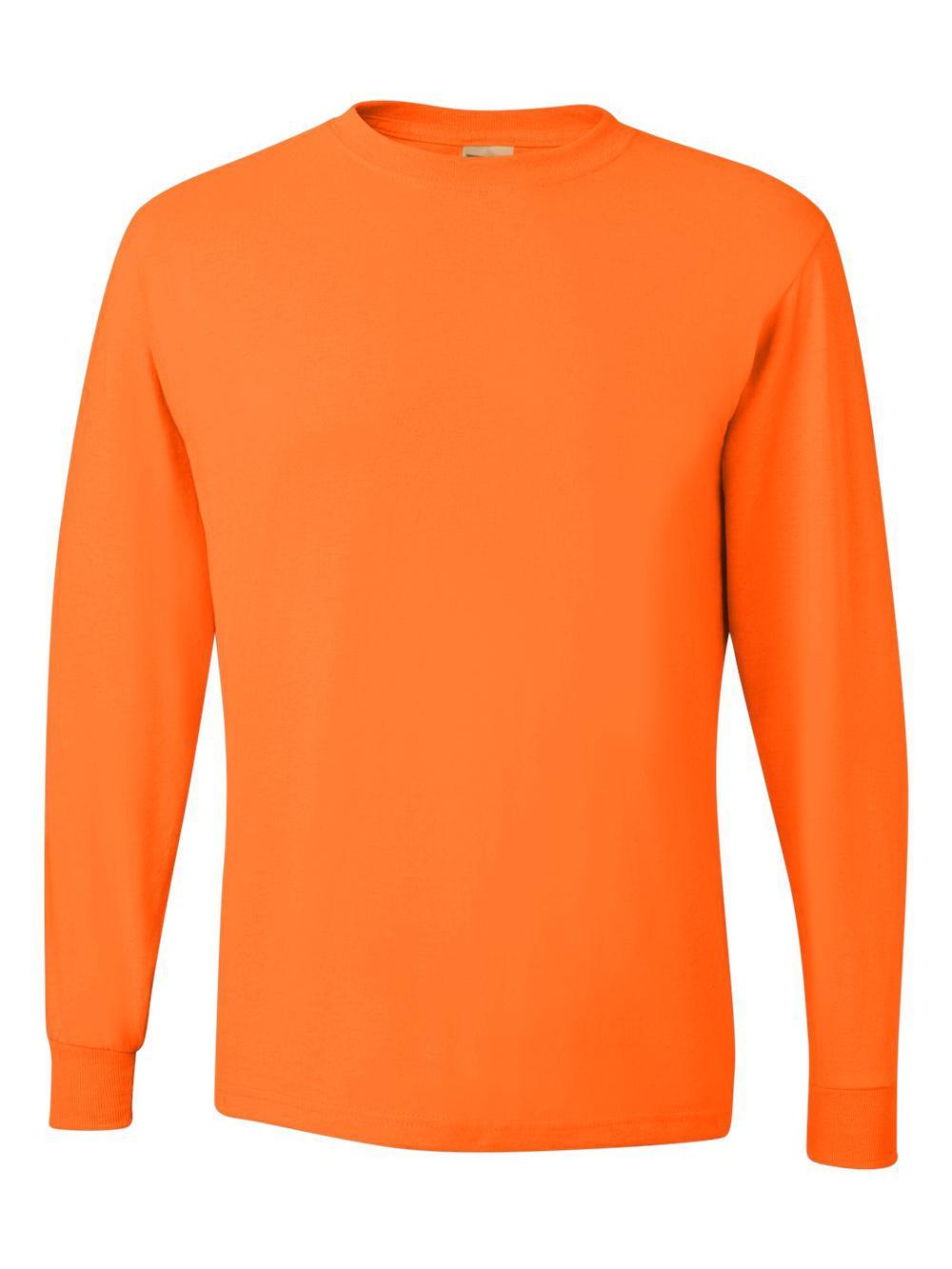 Jerzees-Dri-Power-Long-Sleeve-50-50-T-Shirt-29LSR thumbnail 75