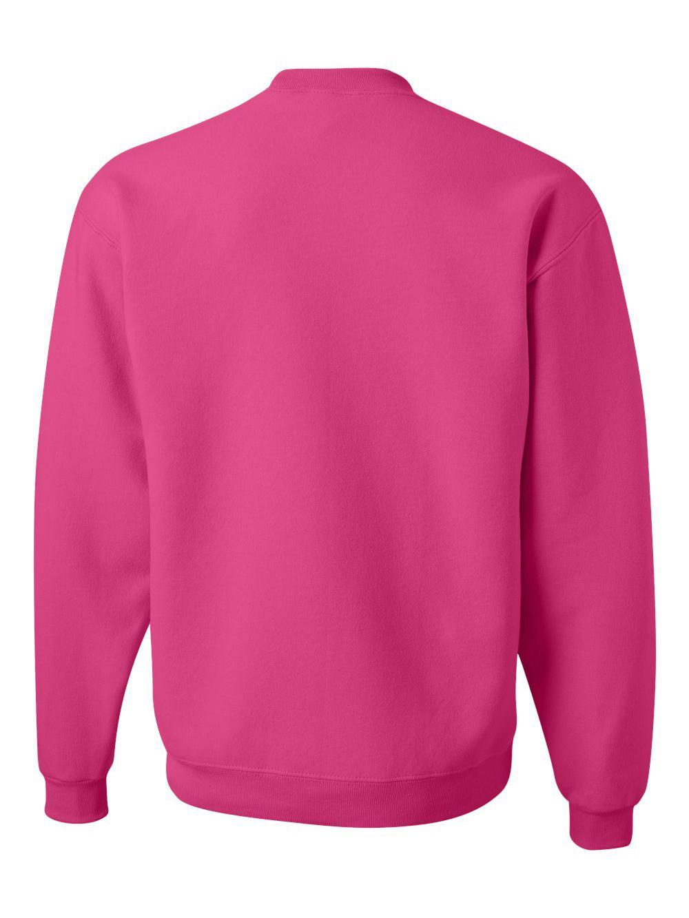 Jerzees-NuBlend-Crewneck-Sweatshirt-562MR thumbnail 34