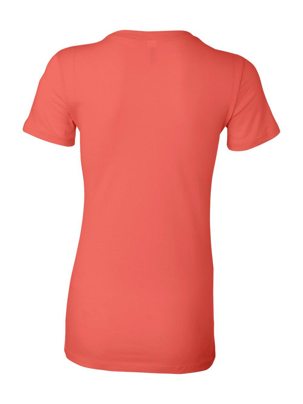 Bella-Canvas-Women-039-s-The-Favorite-Tee-6004 thumbnail 28