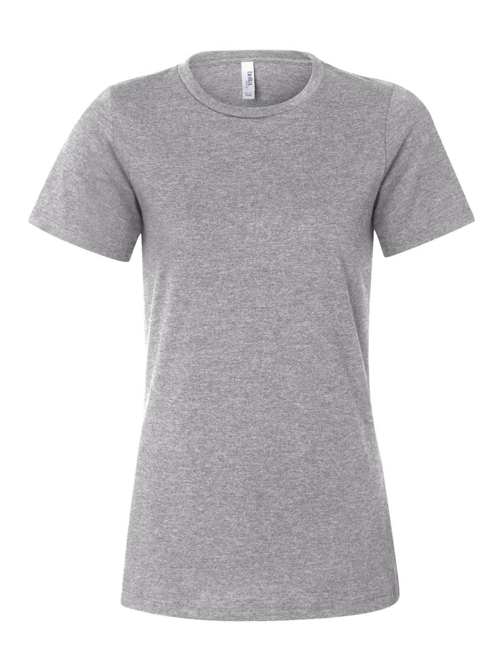 Bella-Canvas-Women-039-s-Relaxed-Short-Sleeve-Jersey-Tee-6400 thumbnail 6