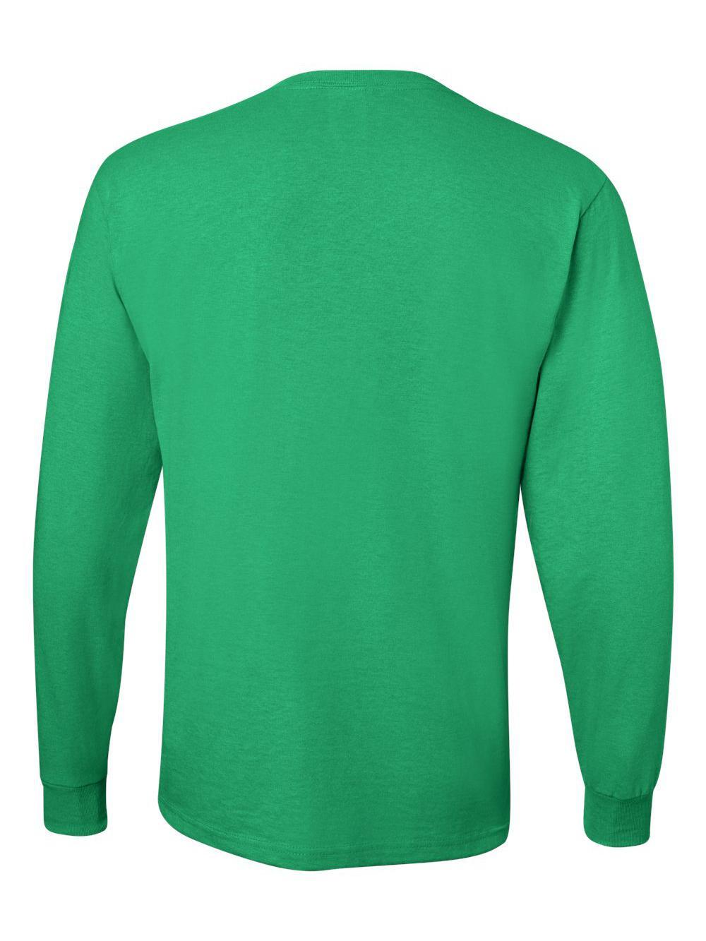 Jerzees-Dri-Power-Long-Sleeve-50-50-T-Shirt-29LSR thumbnail 49