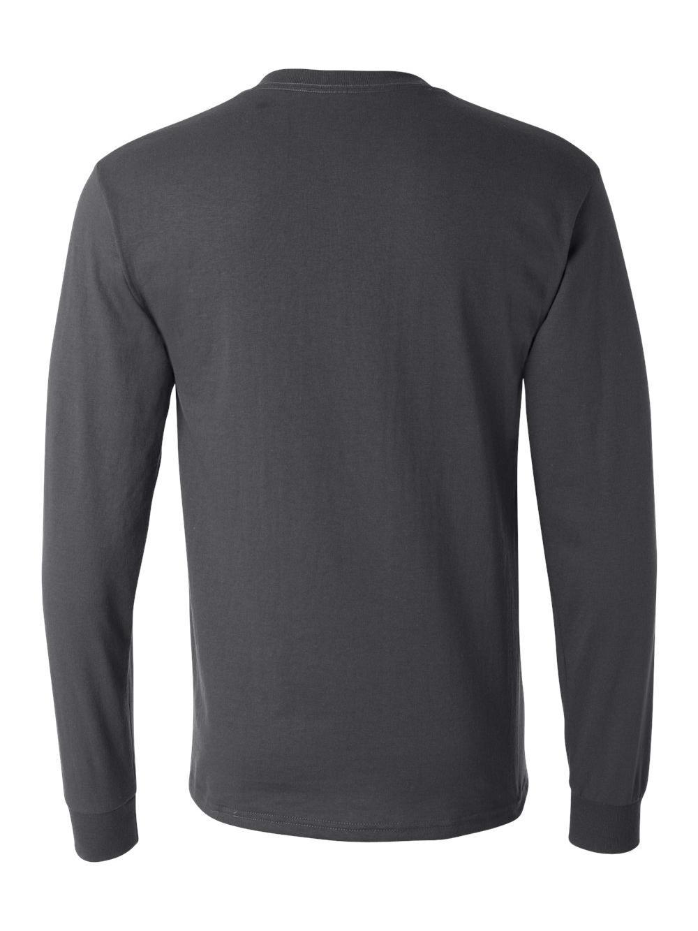 Jerzees-Dri-Power-Long-Sleeve-50-50-T-Shirt-29LSR thumbnail 25