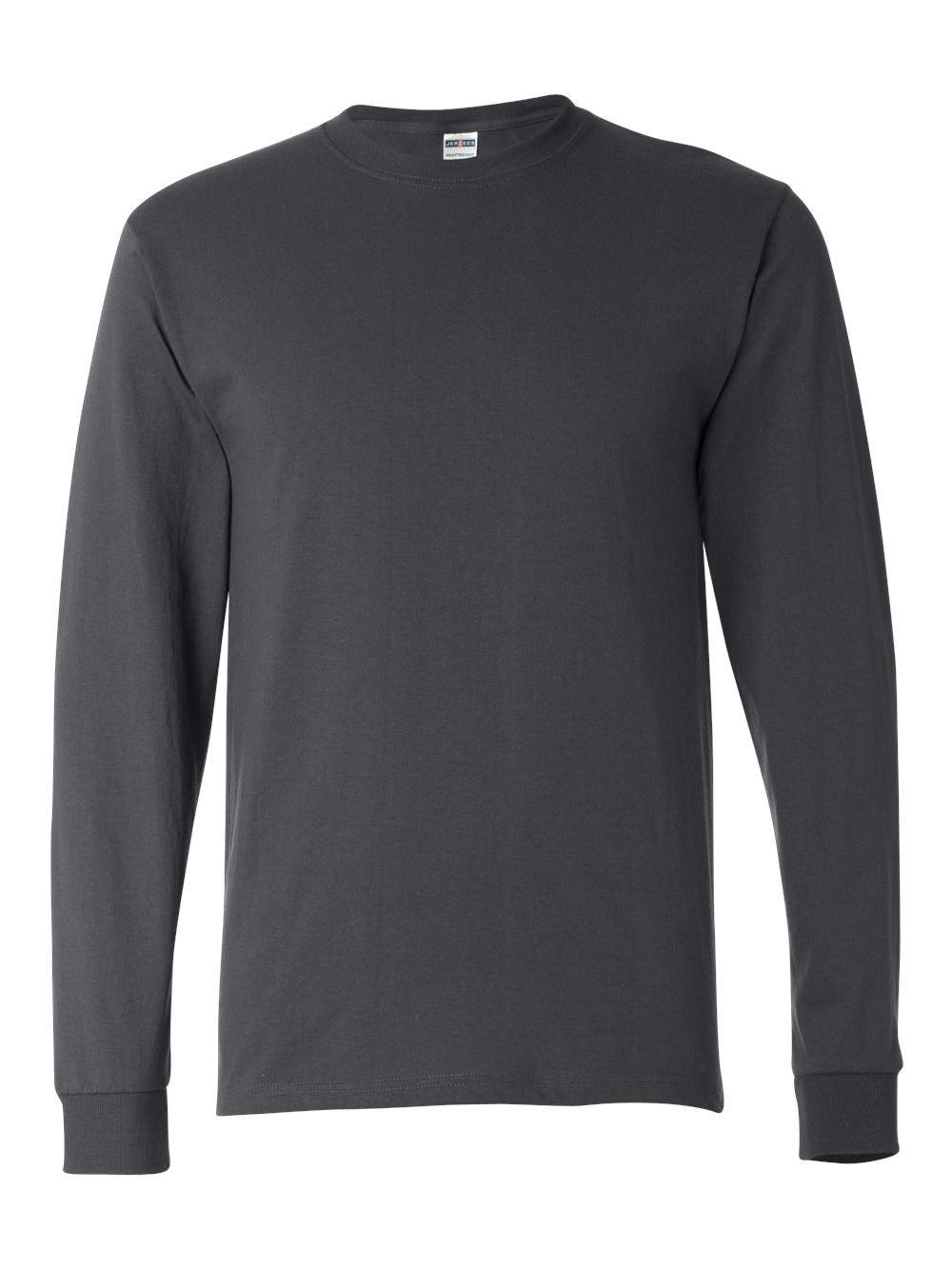 Jerzees-Dri-Power-Long-Sleeve-50-50-T-Shirt-29LSR thumbnail 24