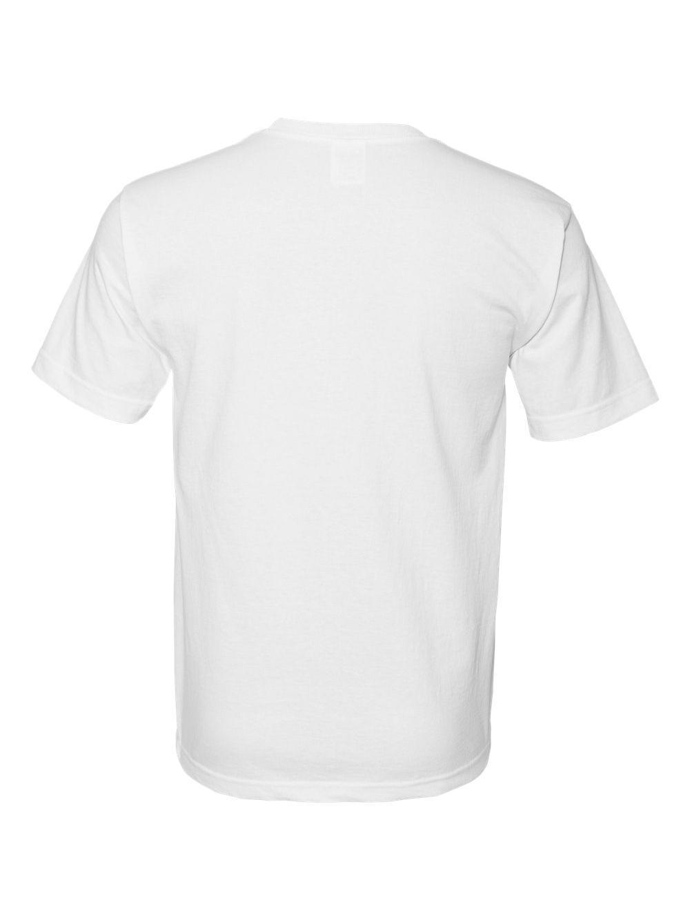Bayside-USA-Made-100-Cotton-Short-Sleeve-T-Shirt-5040 thumbnail 34