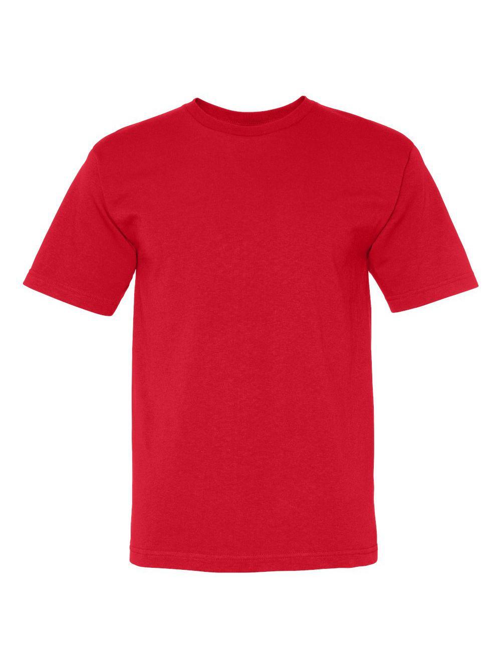 Bayside-USA-Made-100-Cotton-Short-Sleeve-T-Shirt-5040 thumbnail 27