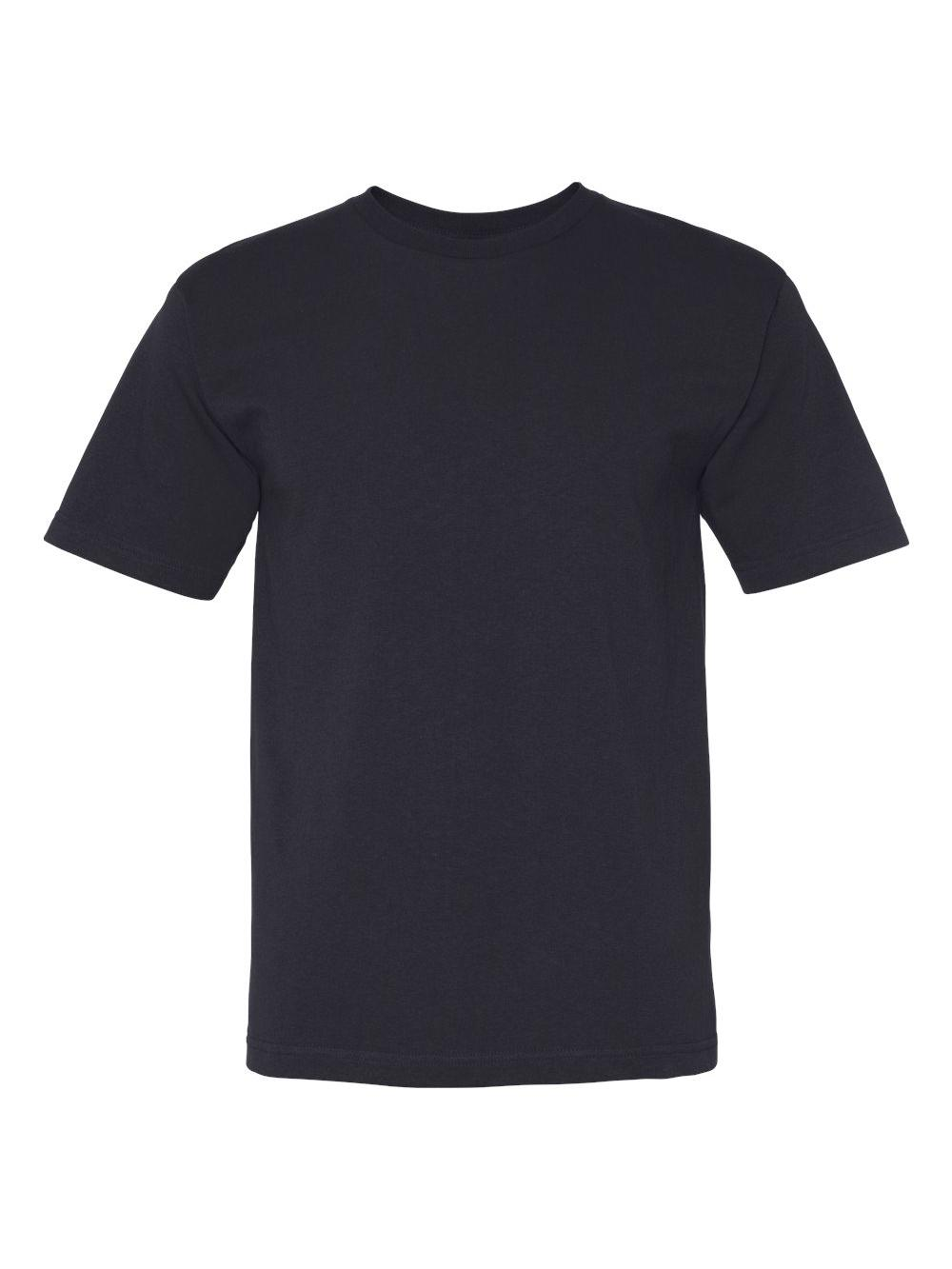 Bayside-USA-Made-100-Cotton-Short-Sleeve-T-Shirt-5040 thumbnail 24