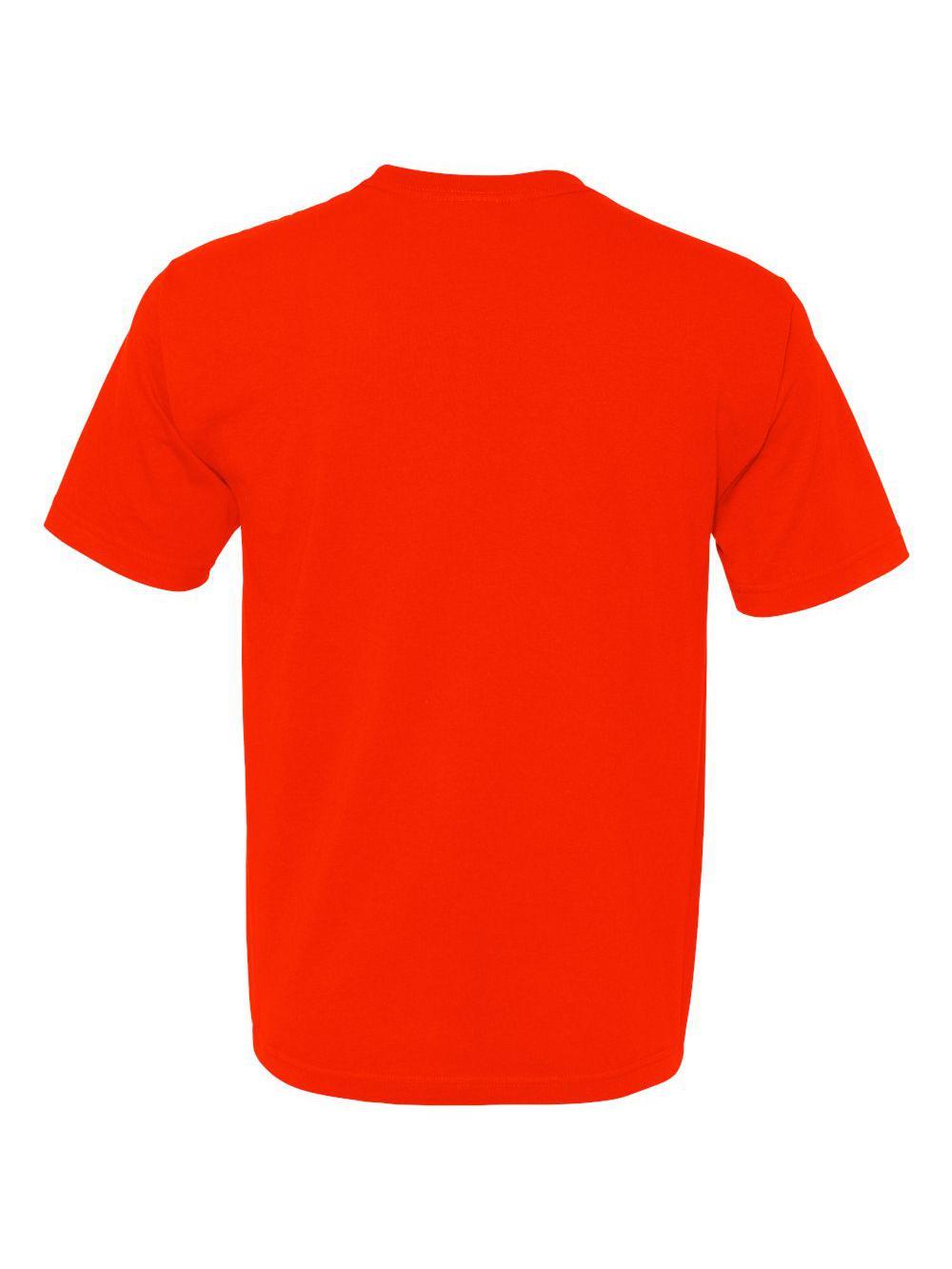 Bayside-USA-Made-100-Cotton-Short-Sleeve-T-Shirt-5040 thumbnail 7