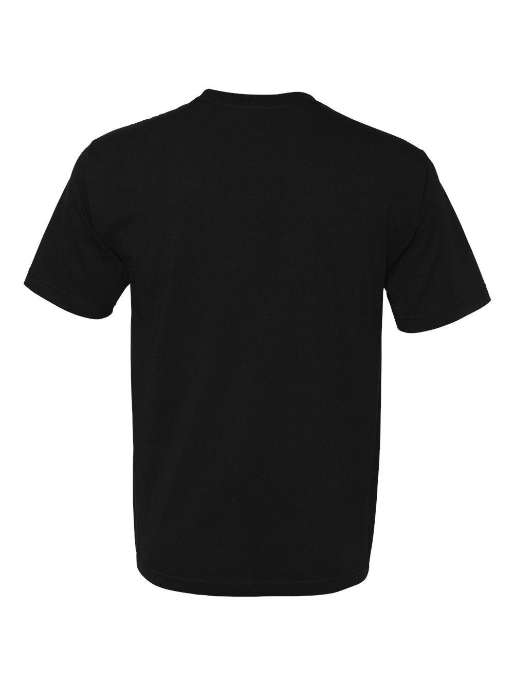 Bayside-USA-Made-100-Cotton-Short-Sleeve-T-Shirt-5040 thumbnail 4
