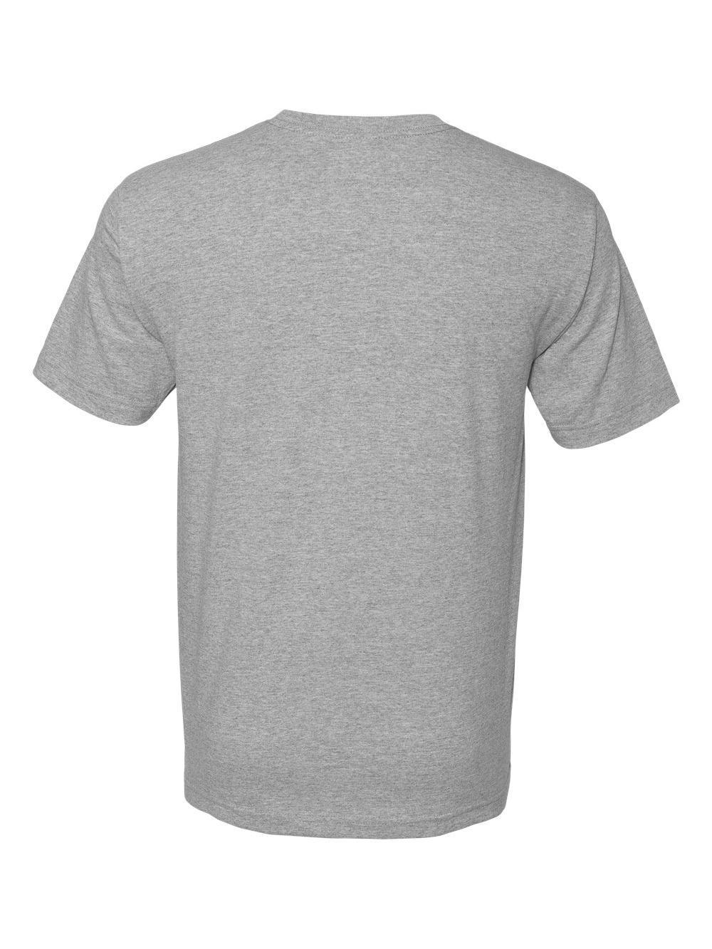 Bayside-USA-Made-100-Cotton-Short-Sleeve-T-Shirt-5040 thumbnail 13