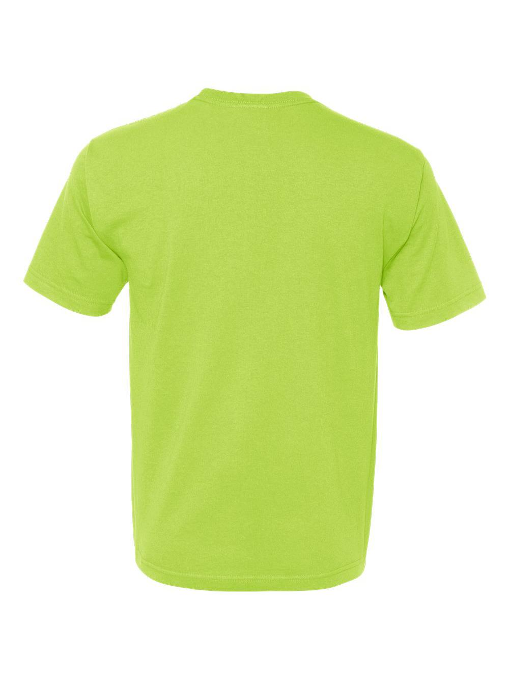 Bayside-USA-Made-100-Cotton-Short-Sleeve-T-Shirt-5040 thumbnail 22