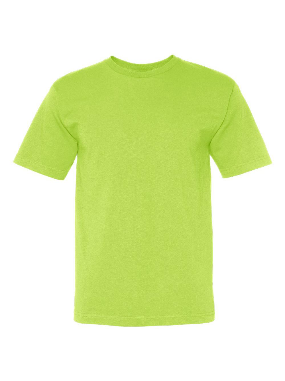 Bayside-USA-Made-100-Cotton-Short-Sleeve-T-Shirt-5040 thumbnail 21