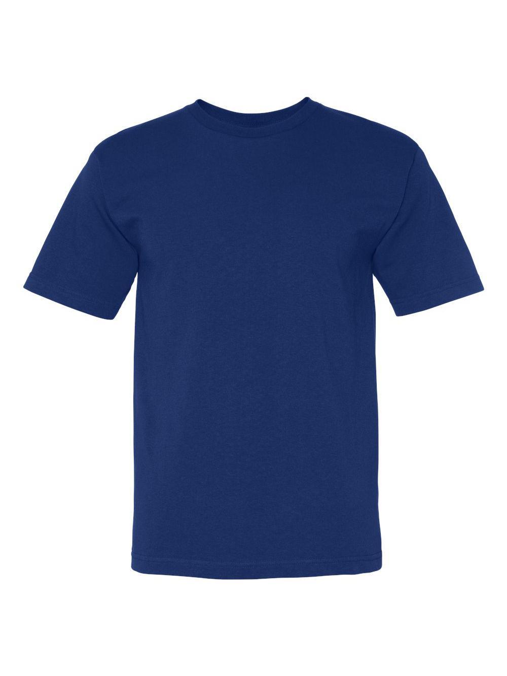 Bayside-USA-Made-100-Cotton-Short-Sleeve-T-Shirt-5040 thumbnail 30