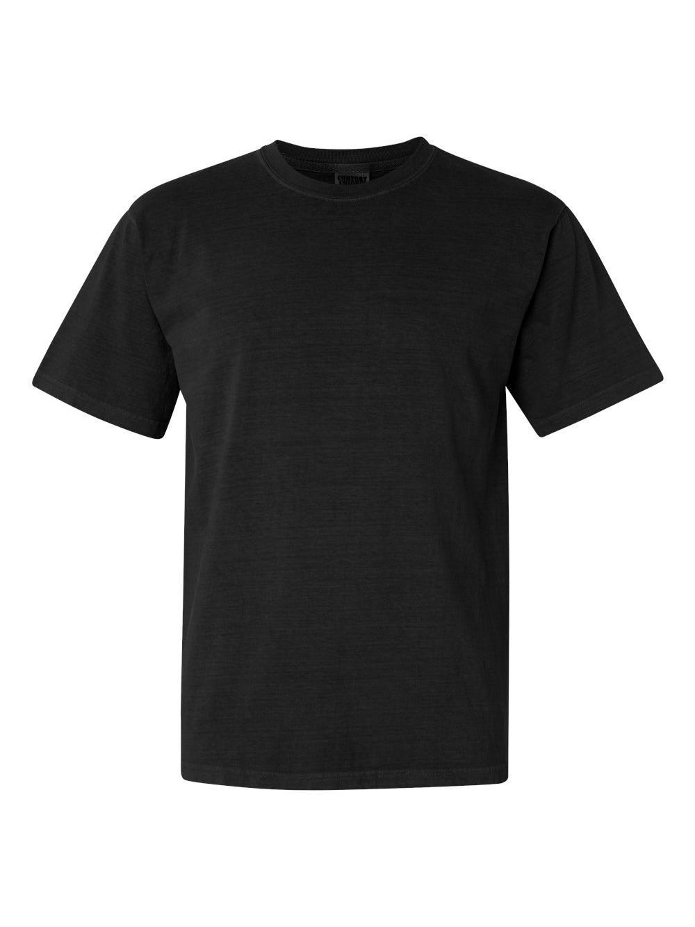 Comfort-Colors-Garment-Dyed-Heavyweight-Ringspun-Short-Sleeve-Shirt-1717 thumbnail 9