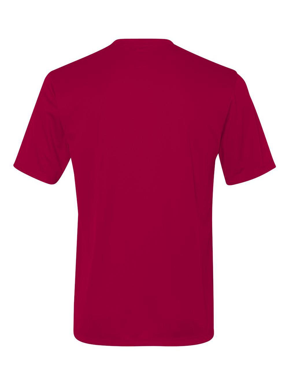 Hanes-Cool-Dri-Performance-Short-Sleeve-T-Shirt-4820 thumbnail 10