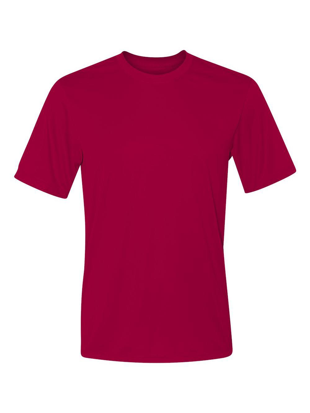 Hanes-Cool-Dri-Performance-Short-Sleeve-T-Shirt-4820 thumbnail 9