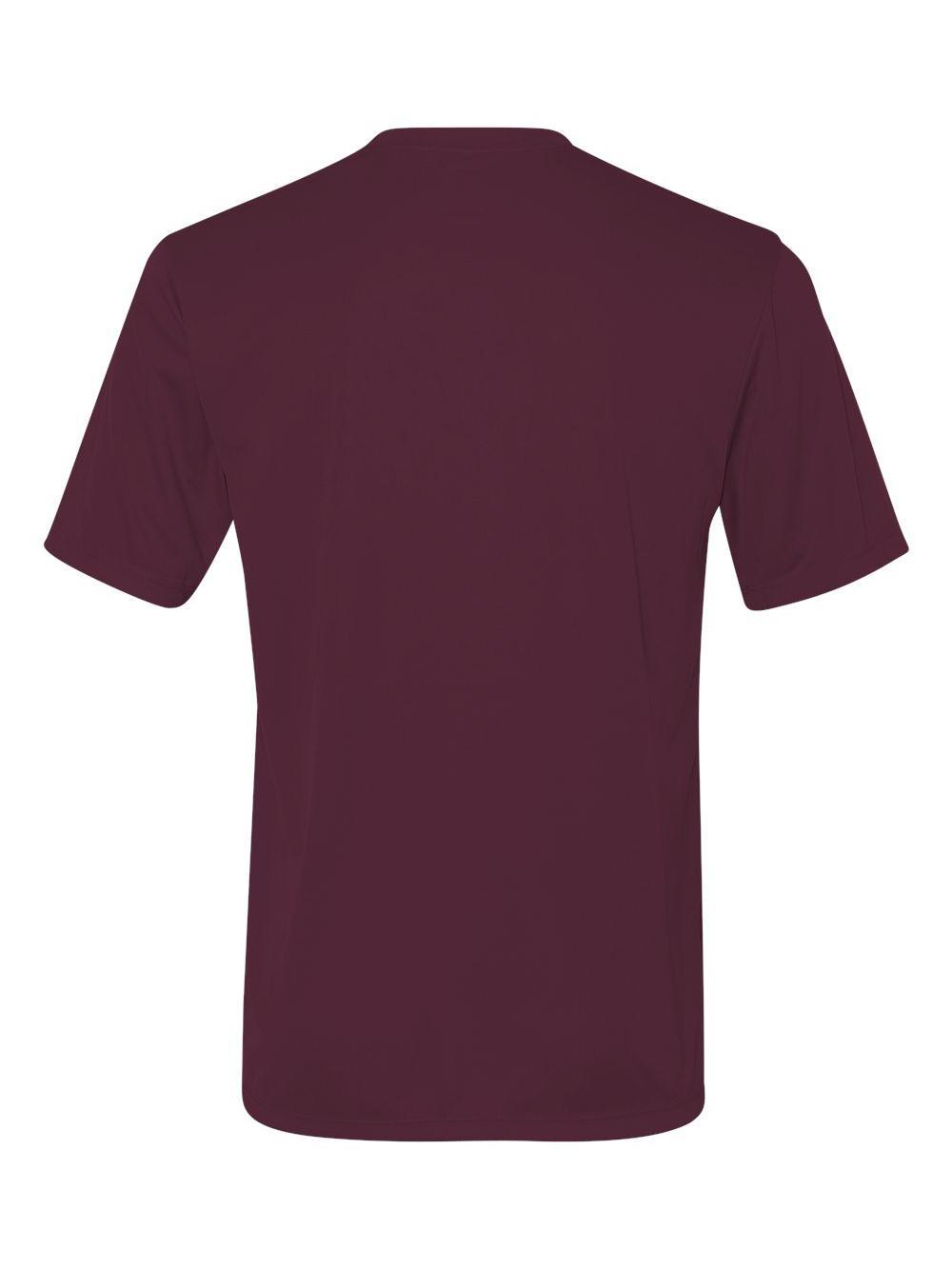 Hanes-Cool-Dri-Performance-Short-Sleeve-T-Shirt-4820 thumbnail 22