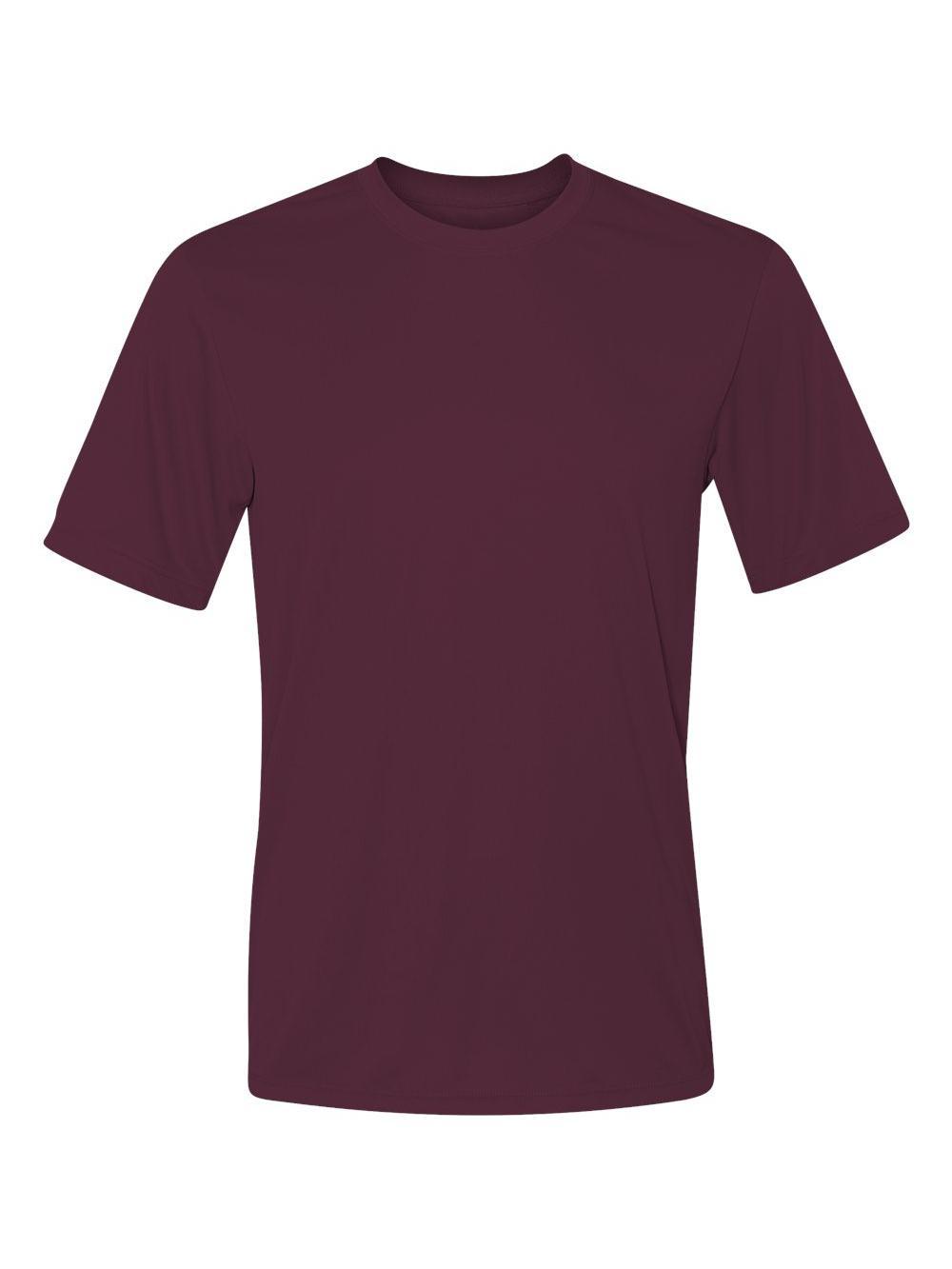 Hanes-Cool-Dri-Performance-Short-Sleeve-T-Shirt-4820 thumbnail 21