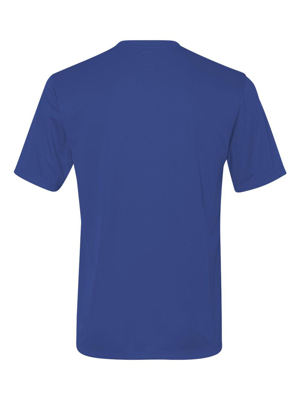 Hanes-Cool-Dri-Performance-Short-Sleeve-T-Shirt-4820 thumbnail 13