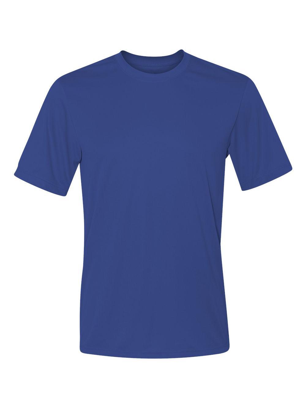 Hanes-Cool-Dri-Performance-Short-Sleeve-T-Shirt-4820 thumbnail 12