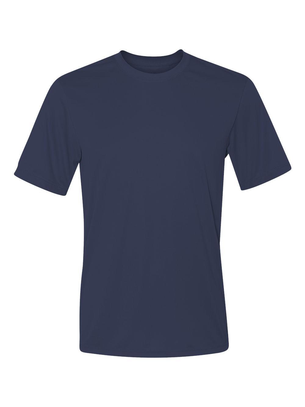 Hanes-Cool-Dri-Performance-Short-Sleeve-T-Shirt-4820 thumbnail 24