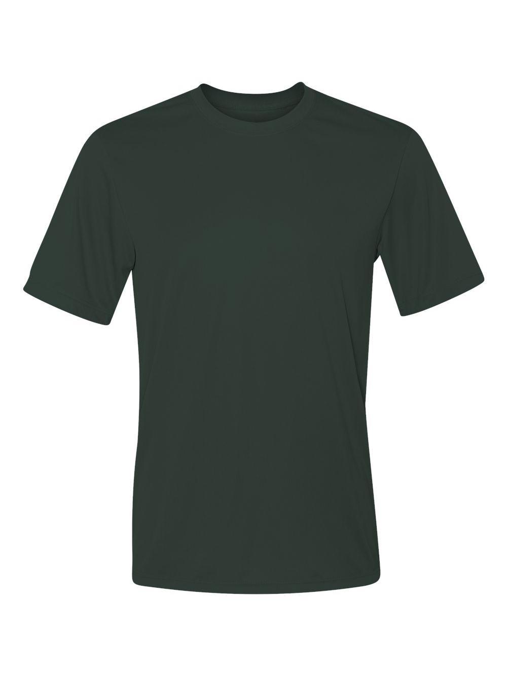 Hanes-Cool-Dri-Performance-Short-Sleeve-T-Shirt-4820 thumbnail 6