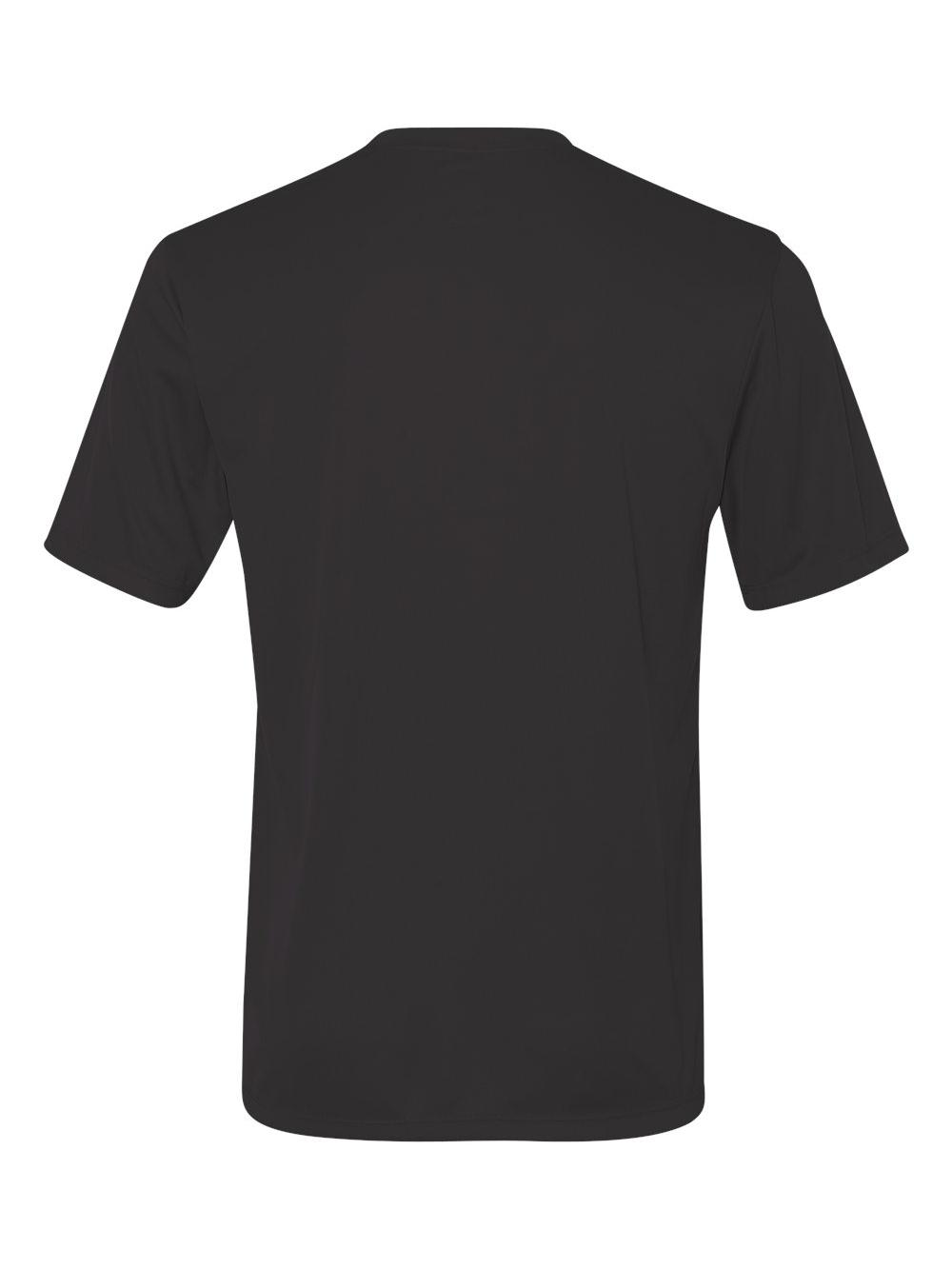 Hanes-Cool-Dri-Performance-Short-Sleeve-T-Shirt-4820 thumbnail 4