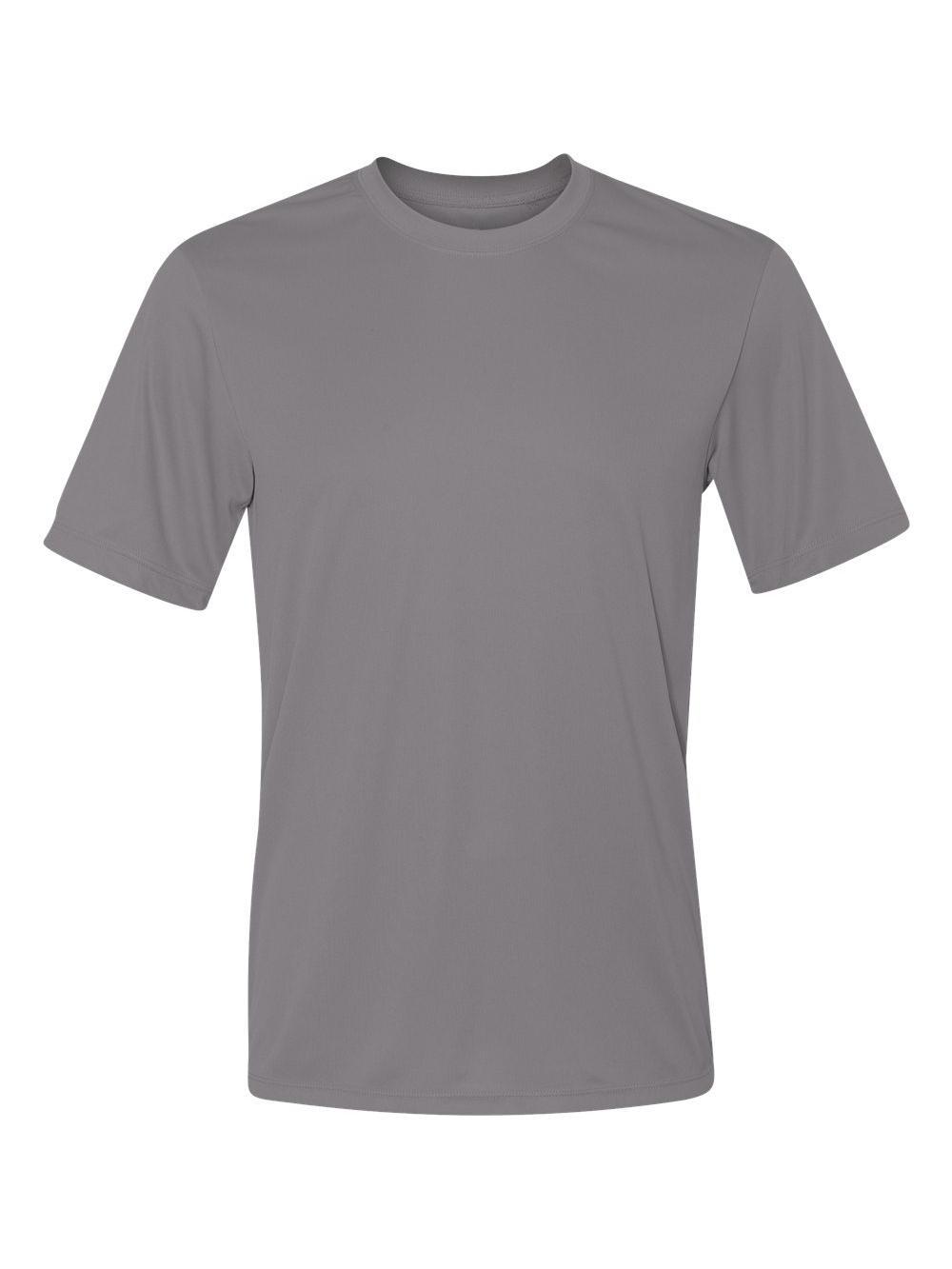 Hanes-Cool-Dri-Performance-Short-Sleeve-T-Shirt-4820 thumbnail 15