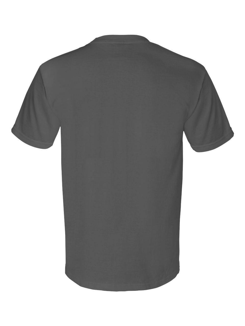 Bayside-Union-Made-Short-Sleeve-T-Shirt-with-a-Pocket-3015 thumbnail 10