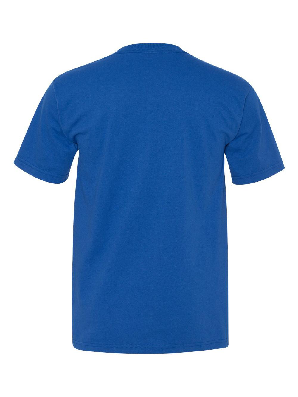 Bayside-Union-Made-Short-Sleeve-T-Shirt-with-a-Pocket-3015 thumbnail 28