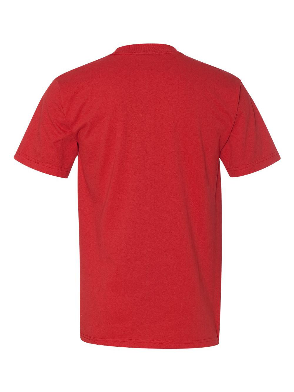 Bayside-Union-Made-Short-Sleeve-T-Shirt-with-a-Pocket-3015 thumbnail 25